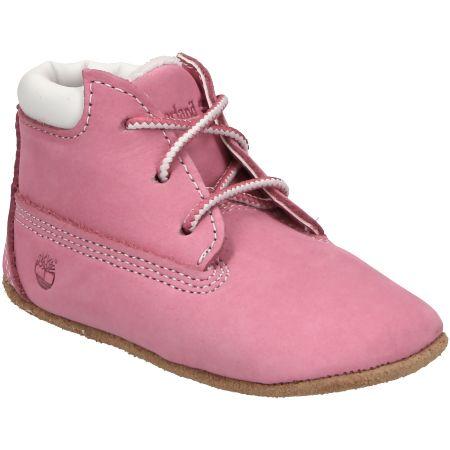 Timberland Crib Bootie with Hat - Pink - Hauptansicht