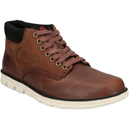 Timberland Bradstreet Chukka Leather - Braun - Hauptansicht