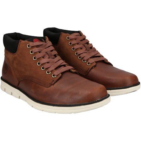 Timberland Bradstreet Chukka Leather - Braun - Paar