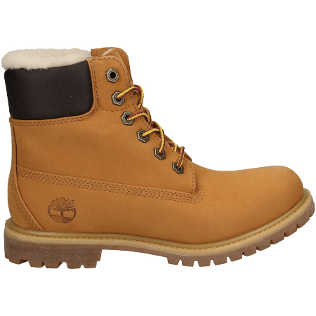 Timberland 6in Premium Shearling Lined WP - Wheat - Seitenansicht
