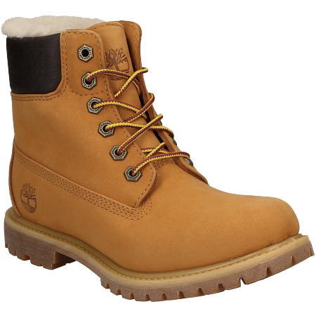 Timberland 6in Premium Shearling Lined WP - Wheat - Hauptansicht