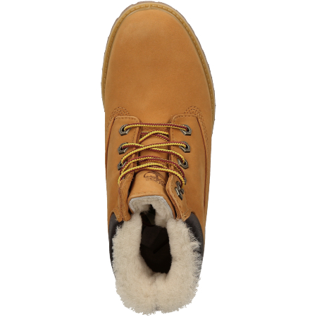 Timberland 6in Premium Shearling Lined WP - Wheat - Draufsicht