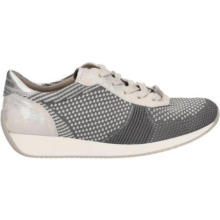 Ara 34027-10 - Grau/Silber - Seitenansicht