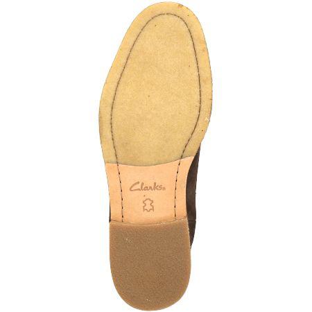 Clarks Clarkdale Gobi Men Schuhe Herren Chelsea Boots Stiefel brown 26127791
