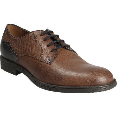 GEOX Schnürschuhe U82Y7E 00043 C6N4E Herrenschuhe Schnürschuhe GEOX im Schuhe Lüke Online-Shop kaufen 660488