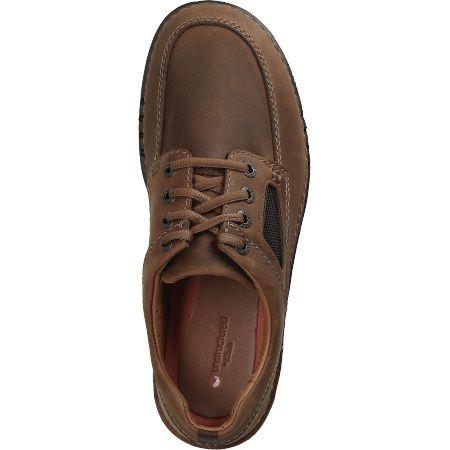 Clarks im Unnature Time 26133320 7 Herrenschuhe Schnürschuhe im Clarks Schuhe Lüke Online-Shop kaufen 624369