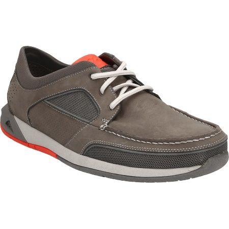 Clarks Herrenschuhe Clarks Herrenschuhe Sneaker Ormand Sail Ormand Sail 26125280 7