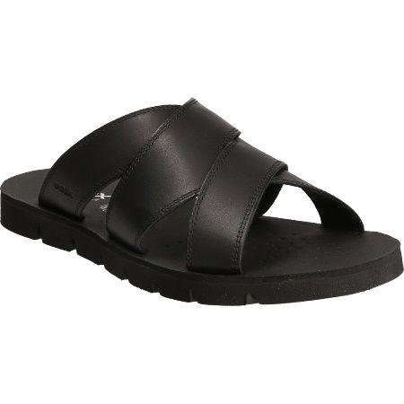 GEOX U82V2F 00043 C9999 Herrenschuhe Sandaletten kaufen im Schuhe Lüke Online-Shop kaufen Sandaletten 5b1ee5