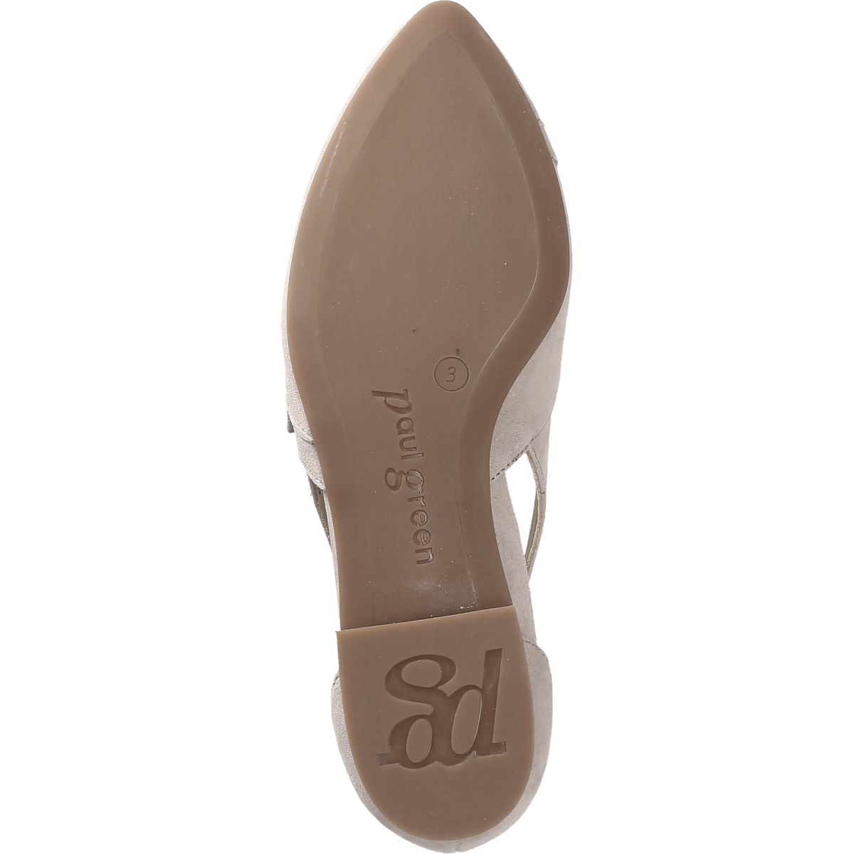 Paul Green 2313 002 Damenschuhe Ballerina im Schuhe Lüke