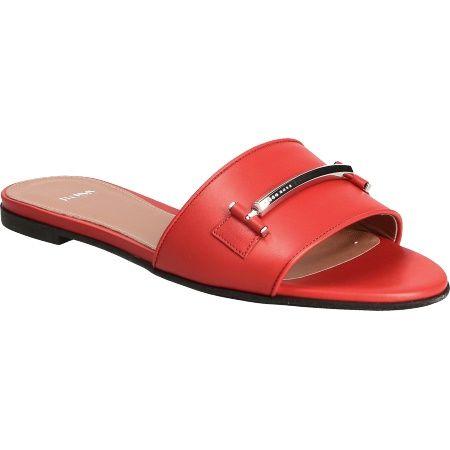 BOSS Damenschuhe BOSS Damenschuhe Sandaletten Lara Slide 50386412 624 Lara Slide