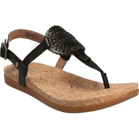 UGG australia Damenschuhe UGG australia Damenschuhe Sandaletten AYDEN II 1020063 AYDEN II