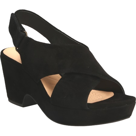 Clarks Maritsa Lara 26131774 4 Damenschuhe Sandaletten im