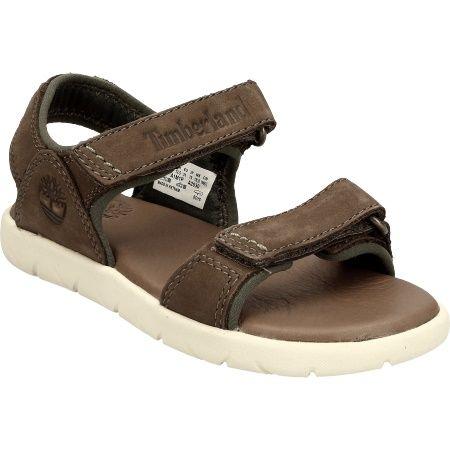 Timberland Kinderschuhe Timberland Kinderschuhe Sandaletten #A1RAG  #A1RAG NUBBLE SANDAL