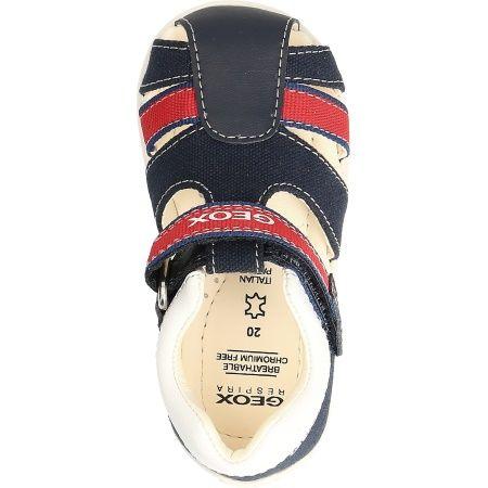 GEOX B821PA 01054 C0735 ELTHAN Kinderschuhe Sandaletten im