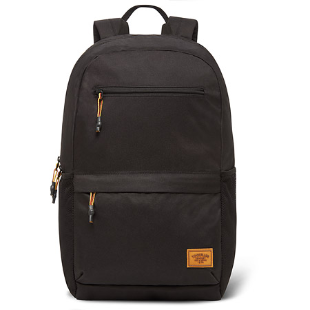 Timberland Accessoires Timberland Accessoires Taschen ACPL ZIP TOP BACKPACK BLACK #A1CPL001 ZIP TOP BACKPACK BLA