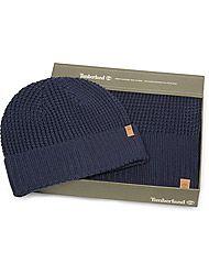 Timberland Kleidung Herren AEETB Thermal Box Set Dress Blues