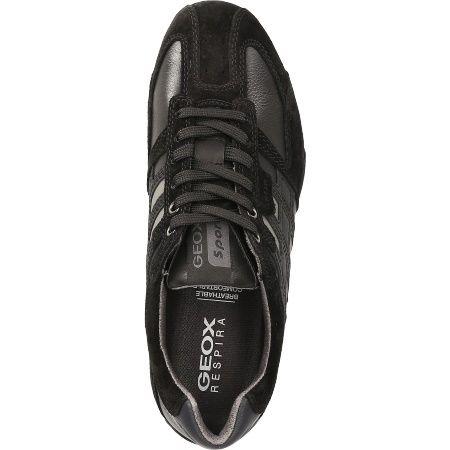GEOX Schnürschuhe U4207K 022ME C9999 Herrenschuhe Schnürschuhe GEOX im Schuhe Lüke Online-Shop kaufen 0bdcc2