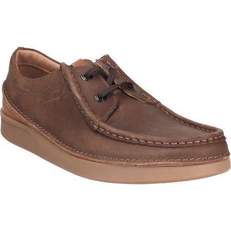 Clarks Herrenschuhe Clarks Herrenschuhe Sneaker Oakland Seam Oakland Seam 26135398 7