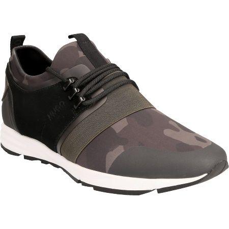 BOSS Herrenschuhe HUGO Herrenschuhe Sneaker Hybrid_Runn_neocam 50397198 301 Hybrid_Runn_neoca
