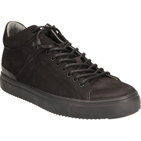 BLACKSTONE Herrenschuhe Blackstone Herrenschuhe Sneaker QM NERO QM87 NERO