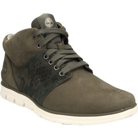Timberland Herrenschuhe Timberland Herrenschuhe Sneaker AUC #A1U1C BRADSTREET HALF CAB
