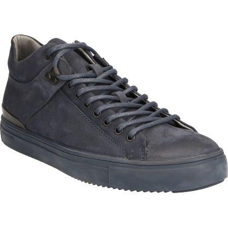 BLACKSTONE Herrenschuhe Blackstone Herrenschuhe Sneaker QM DARK DENIM QM87 DARK DENIM