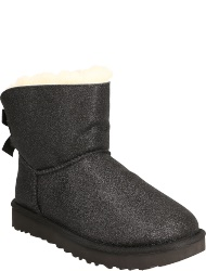 UGG australia Damenschuhe BLK MINI BAILEY BOW