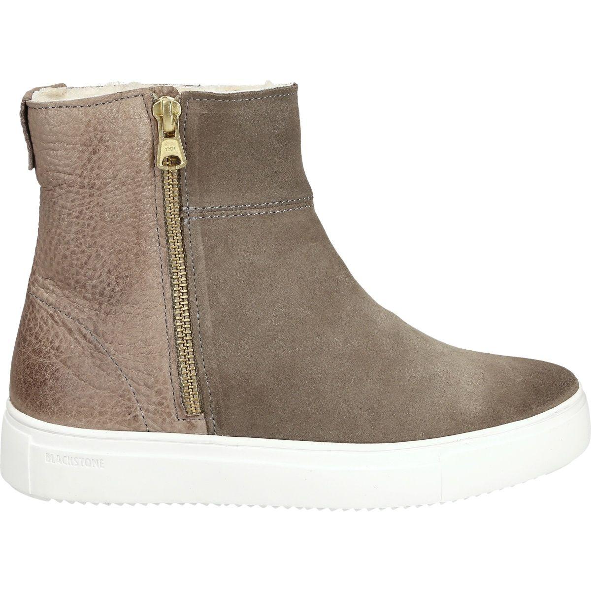 Blackstone QL49 ICELAND Damenschuhe Stiefeletten im Schuhe