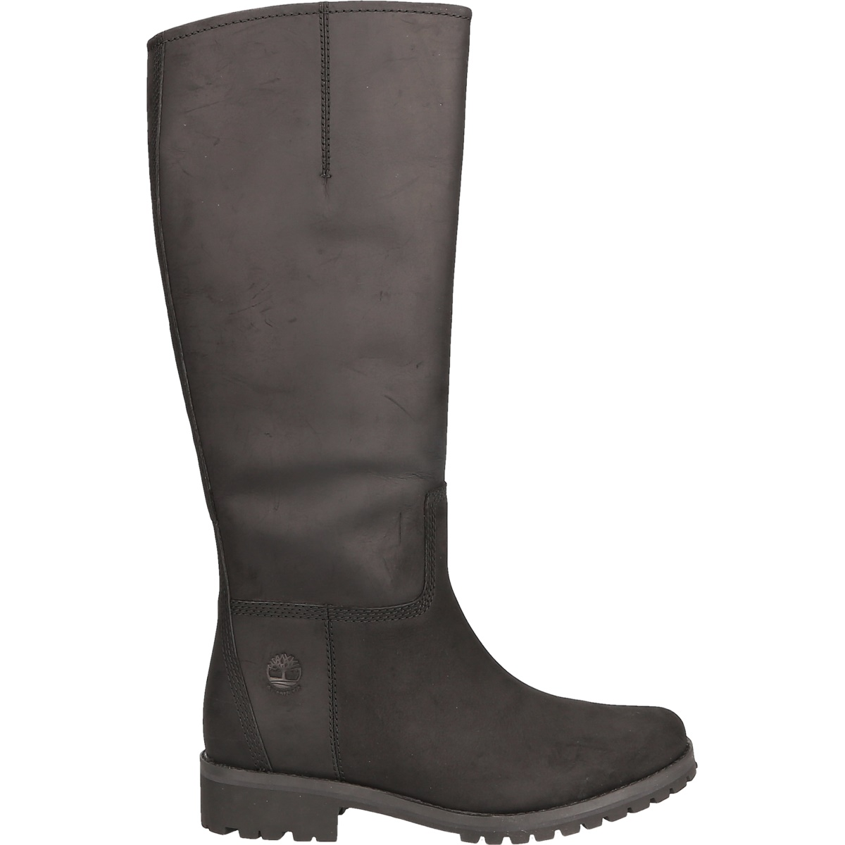 Timberland #A1RTG MAIN HILL TALL WP BO JET BLACK Damenschuhe