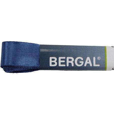 Bergal Satinsenkel - Blau - Seitenansicht
