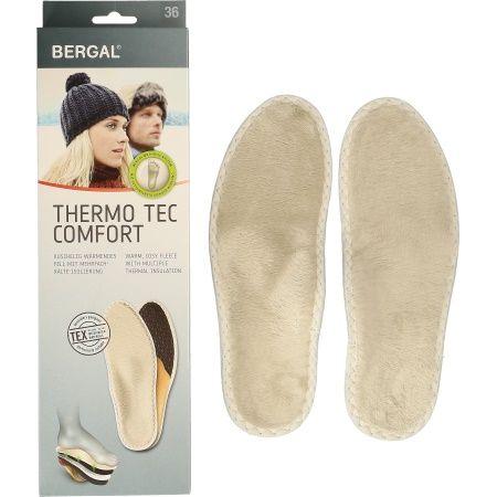 Bergal Thermo Tec Comfort - Beige - Seitenansicht