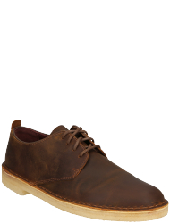 Clarks Herrenschuhe Desert London Beeswax