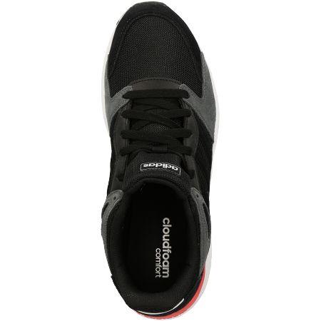 Adidas CHAOS - Schwarz - Draufsicht