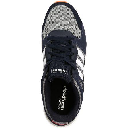 Adidas CHAOS - Blau - Draufsicht