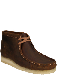 Clarks herrenschuhe Wallabee Boot 26134196 7