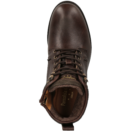 Pantofola d´Oro 10193006.IKU - Braun - Draufsicht