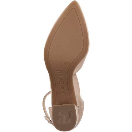 Paul Green 7273-036 - Beige - Sohle