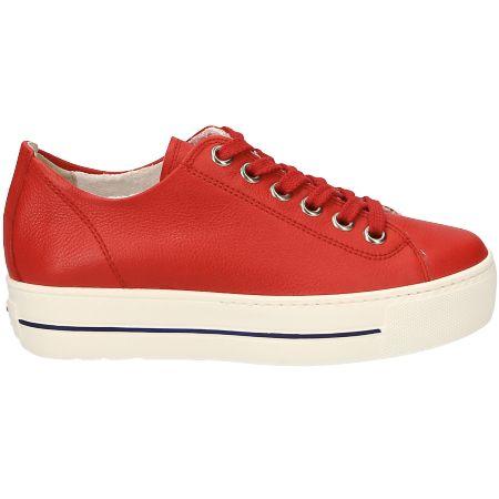Paul Green 4790-036 - Rot - Seitenansicht