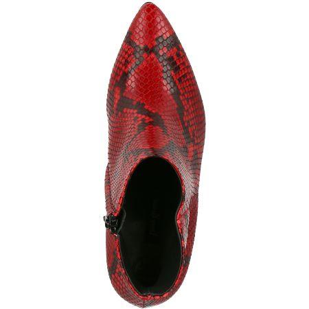 Paul Green 9595-035 - Rot, kombiniert - Draufsicht
