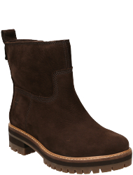 Timberland Damenschuhe Courmayeur Valley Faux Fur Bootie