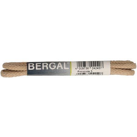 Bergal Kordelsenkel - Beige - Seitenansicht