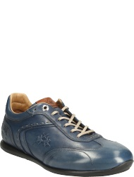 La Martina herrenschuhe L7060 180 BUTTERNO NAVY