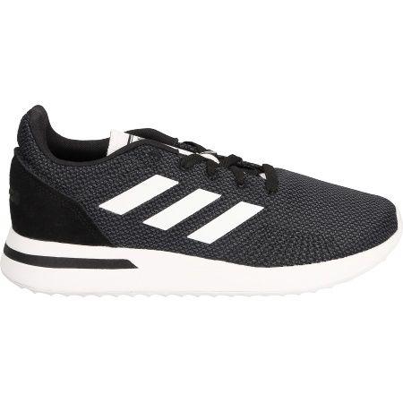 Adidas RUNS - Grau - Seitenansicht