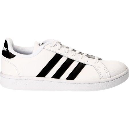 Adidas GRAND COURT - Weiß - Seitenansicht