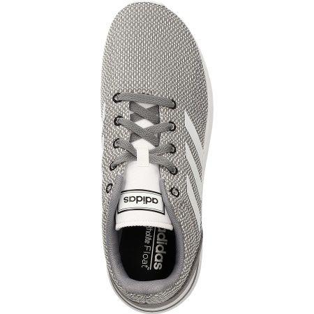 Adidas RUNS - Grau - Draufsicht