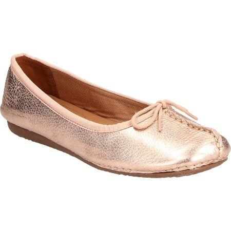 Clarks Damenschuhe Clarks Damenschuhe Ballerina Freckle Ice Freckle Ice 26139727 4