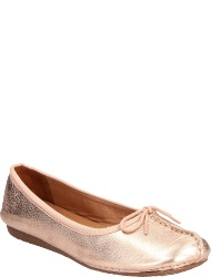 Clarks Damenschuhe Freckle Ice