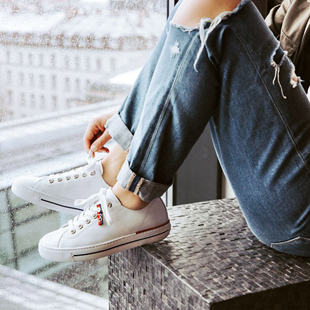 Paul Green 4760-007 - Weiß - Sonderbild