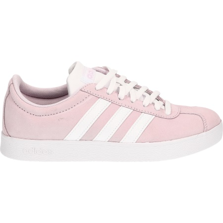 Adidas VL COURT - Rosé - Seitenansicht