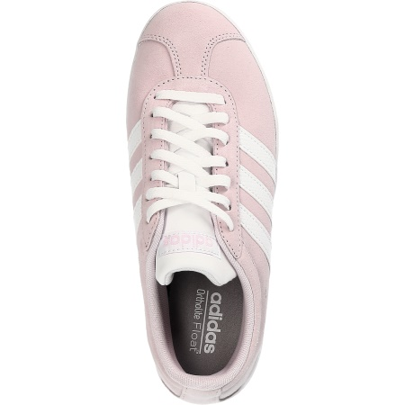 Adidas VL COURT - Rosé - Draufsicht